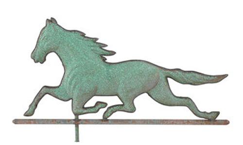 Weathervane - Race Horse  'Patchen'