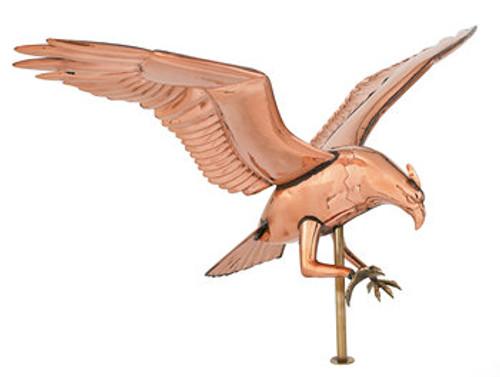 Weathervane - Polished - Osprey