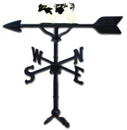 Weathervane: 32in. Cow With Mount