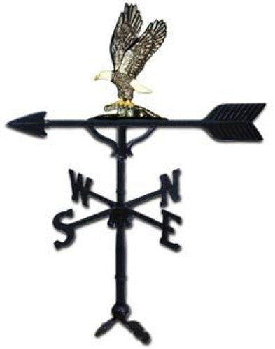 Weathervane: 32in. Eagle With Mount