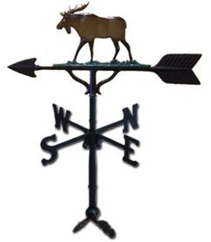 Weathervane: 32in. Moose With Mount