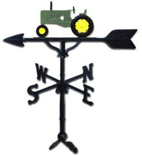 Weathervane: 32in. Tractor With Mount