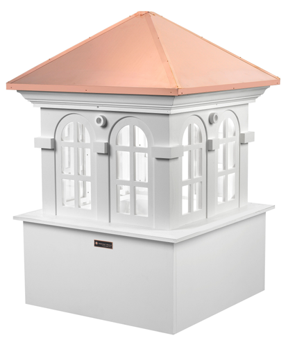 Good Directions Smithsonian Vinyl Chesapeake Cupola - 60in. square x 88in. high