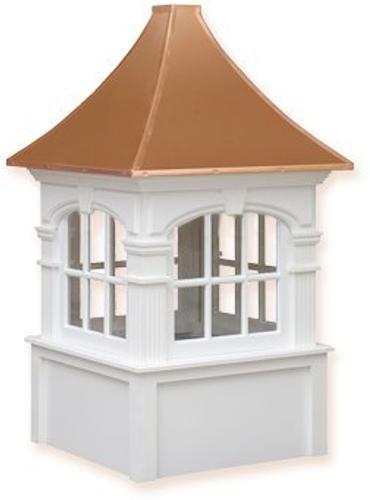 Cupola - Fairfield 60Lx60Wx116H