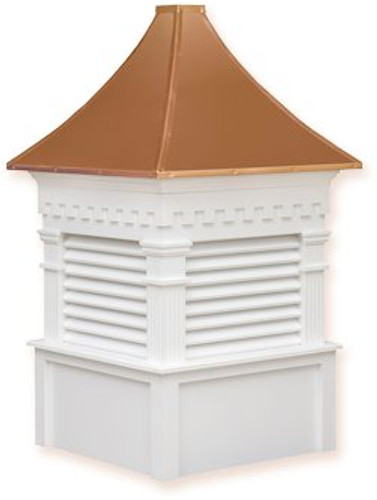 Cupola - Greenfield 60Lx60Wx116H