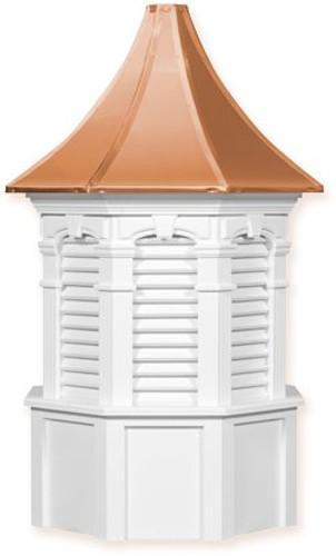 Cupola - Oxford 72Lx72Wx138H
