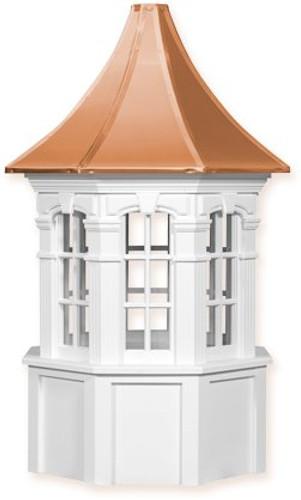 Cupola - Danbury 72Lx72Wx138H