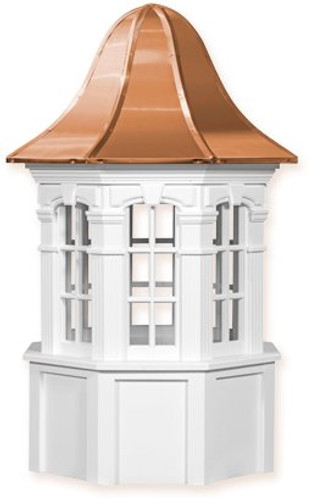 Cupola - Yarmouth 30Lx30Wx60H