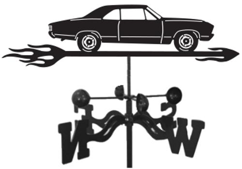 1967 Chevrolet Chevelle - Weathervane With Mount