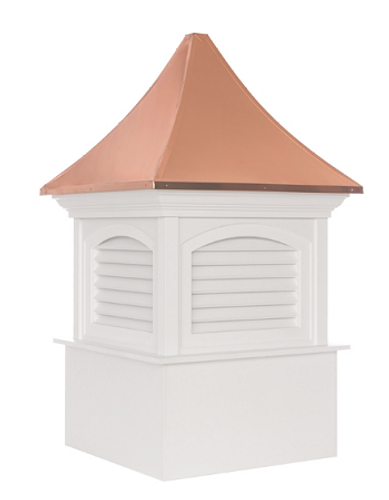 Good Directions Smithsonian Southington Vinyl Cupola 26in. square x 42in. High