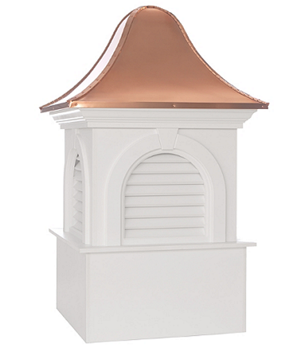Good Directions Ridgefield  Vinyl Cupola 48in. square x 79in. high