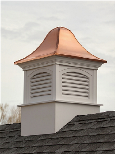 Good Directions Fairfield Vinyl Cupola 30in. square x 49in. high