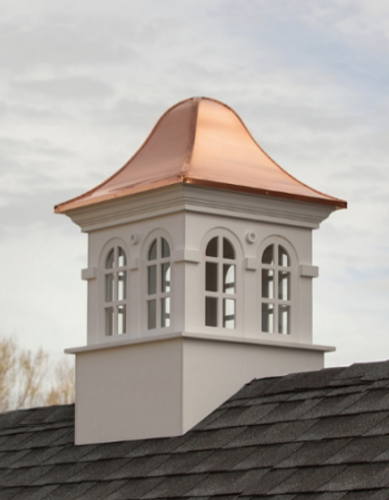 Good Directions Smithsonian Rockville Vinyl Cupola 30in. square x 50in. high