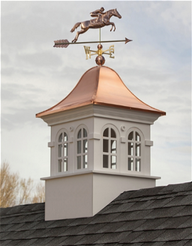Good Directions Smithsonian Rockville Vinyl Cupola 36in. square x 57in. high