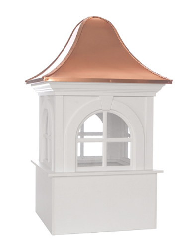 Good Directions Smithsonian Washington Vinyl Cupola 48in. square x 79in. high