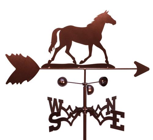 Horse - Quarter Weathervane
