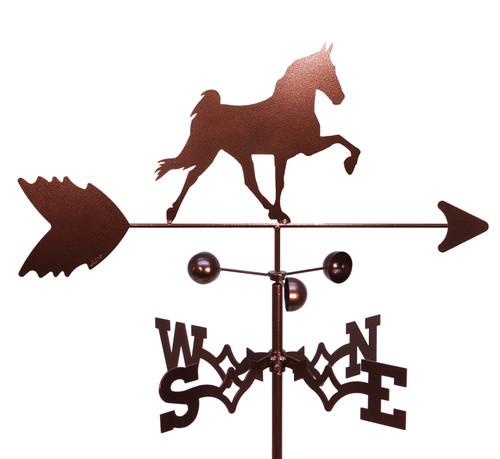 Horse - Tennessee Walker Weathervane