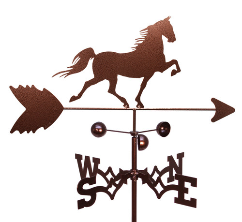 Horse - Saddlebred Weathervane