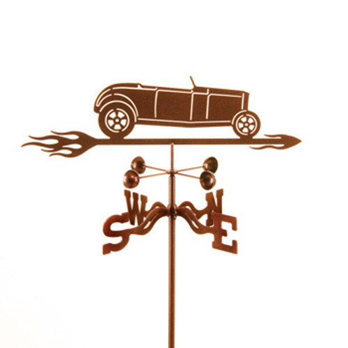 Car-1932 Convertible Weathervane With Mount