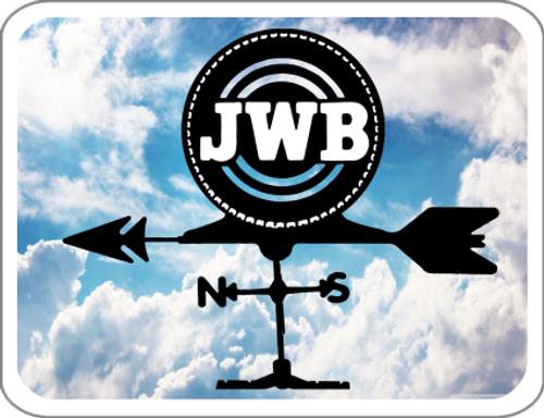 Custom Weathervane - JWB