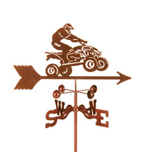 ATV/Quad Weathervane With Mount