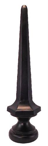 Finial - Small Kyoto- Black Matte