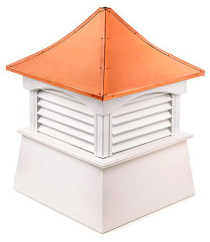 Good Directions Vinyl Coventry Cupola - 22in. square x 29in. high