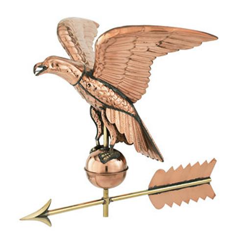 Weathervane - Polished - American Eagle