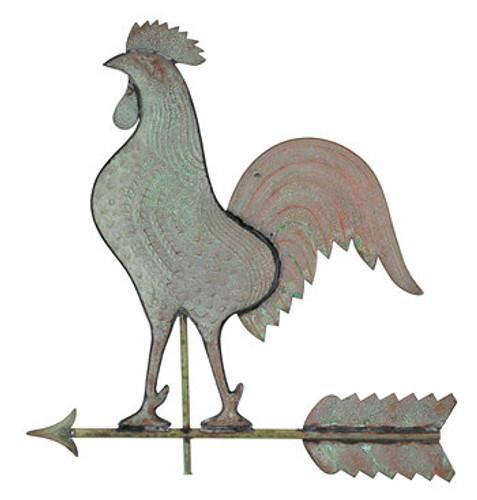 Big Rooster Weathervane