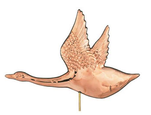 Weathervane - Polished - Canadian Goose