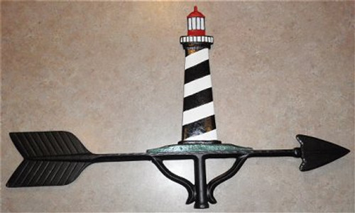 Weathervane - 32 in. / Lighthouse With Mount