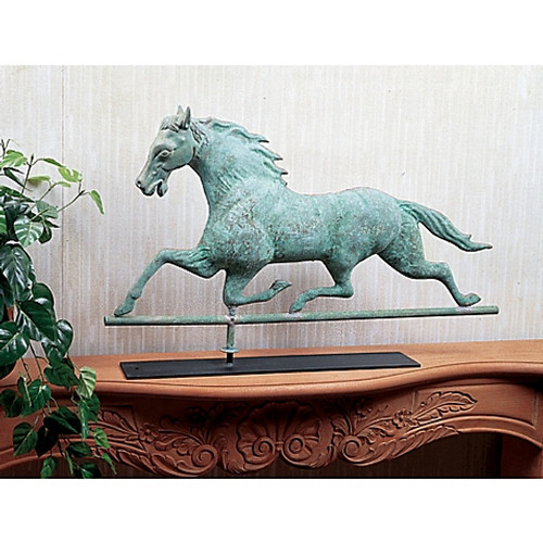 Weathervane Americana Mantel Base