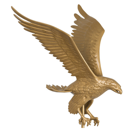 "Whitehall 46""  Eagle Weathervane - Gold-Bronze"
