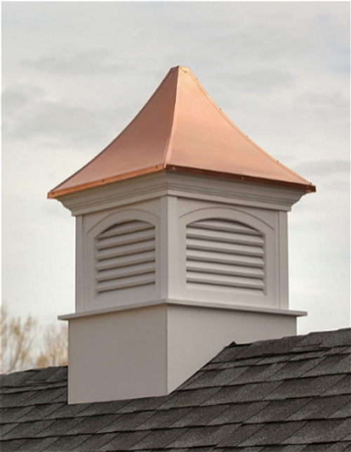 Good Directions Southington Vinyl Cupola 60in. square x 98in. high