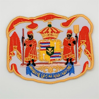 Coat of Arms Patch