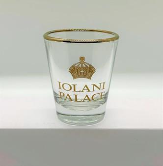 Shot Glass - Iolani Palace