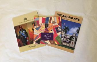 Iolani Palace Books Combo (ENG)
