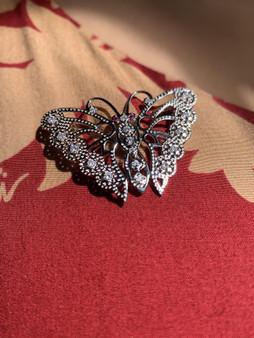 Sandor - Butterfly Brooch