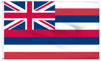 Hawaiian Flag 2x3'