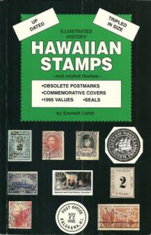 Hawaiian Stamps Book