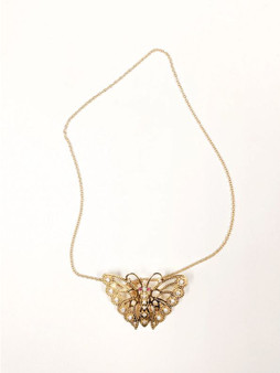 Sandor - Butterfly Necklace