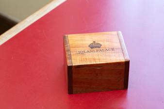 Koa Wood Box (Small)