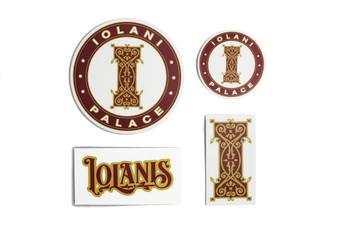 Iolanis Sticker Pack