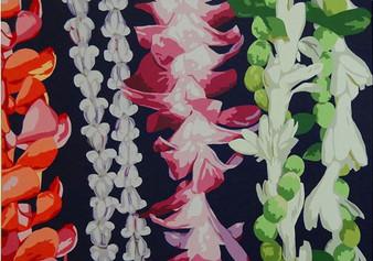 Leis of Aloha 16x10 Giclee