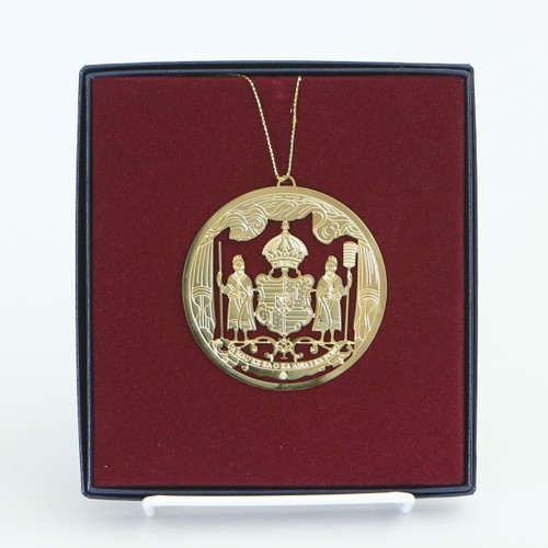 2007 Coat of Arms Ornament