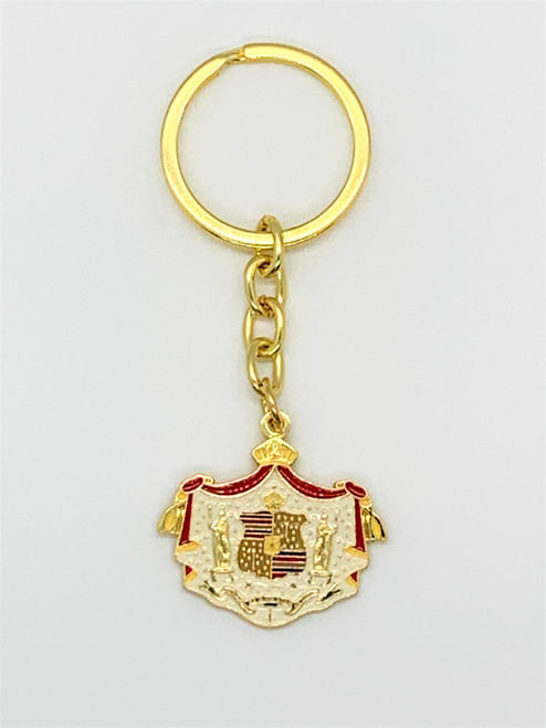 Coat of Arms Keychain