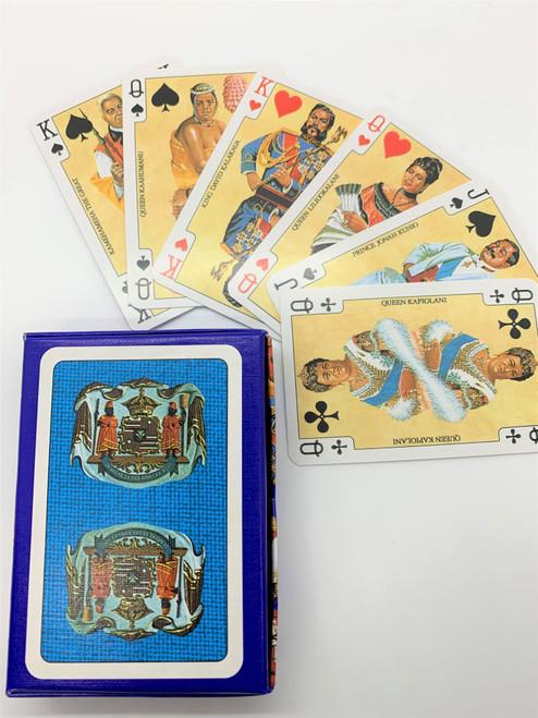 Royal Hawaiian Playing Cards