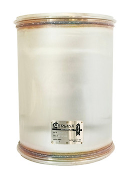 261-2318 Caterpillar C9 DPF (RED 52950)
