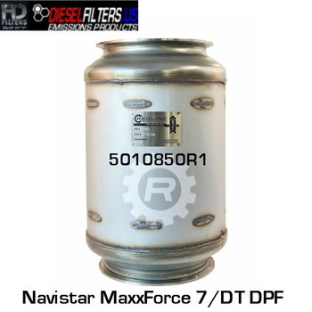 5010850R1 Navistar MaxxForce 7/DT DPF (RED 52982)
