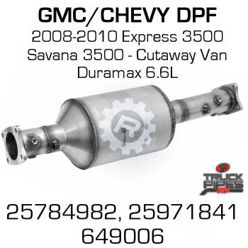 25784982 Chevrolet/GMC 3500 HD (RED 46806)